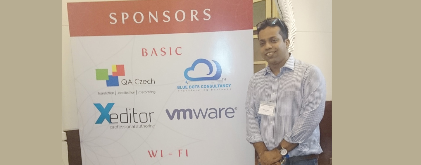 Blue Dots  delighted to support the IT fraternity